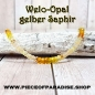 Preview: SHINE BRIGHT - Welo Opal & gelber Saphir