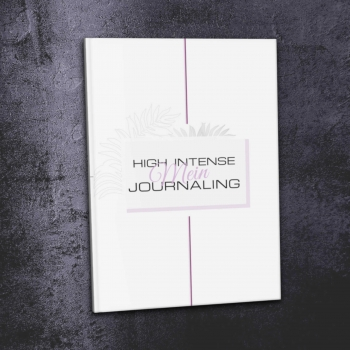 High Intense Journal & Planer | Design ELEGANT | Download (PDF)