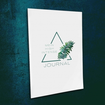 High Intense Journal & Planer | Design MODERN | Download (PDF)